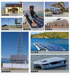 太阳能户用发电系统