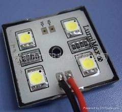 4燈5050貼片模組