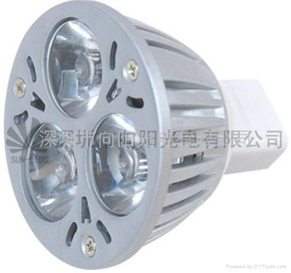 3W 大功率LED射燈 1