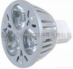 3W 大功率LED射燈