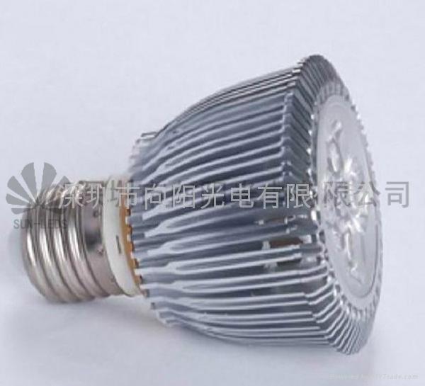 3W 大功率LED射燈 2