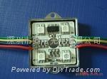 4燈5050貼片點控全彩發光模組