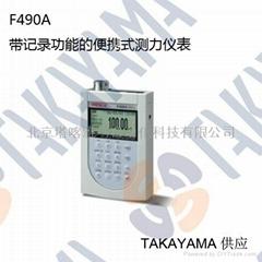 測力儀表F490A