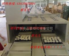 广东铁氟龙不锈钢网隧道炉烘干线