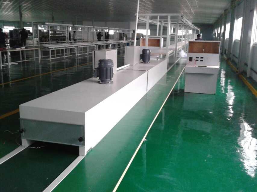 广东不锈钢网隧道炉烘干线 2