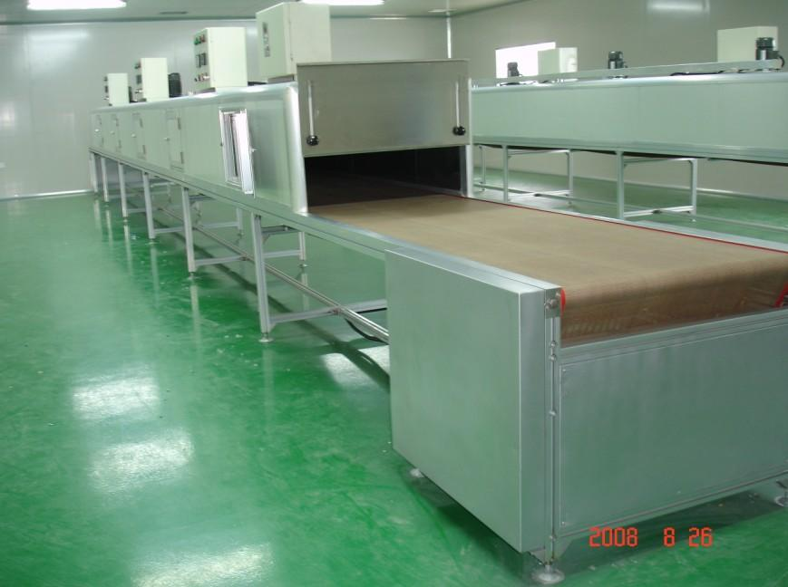 广东不锈钢网隧道炉烘干线 5