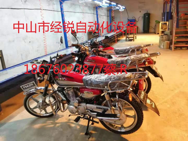 电动两轮车组装线 电动两轮车装配线  2