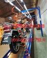 三轮车组装线 三轮车装配线 燃油三轮车生产线 3