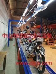摩托车组装线 摩托车生产线 摩