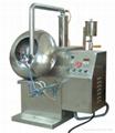 BYC-800/1000/1250 Water Chestnut Mode Coating Machine