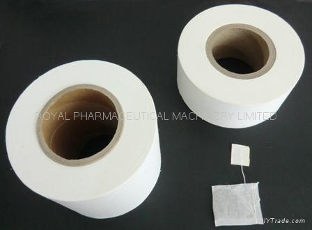 16.5gsm-40gsm Heat Sealable Tea Bag Filter Paper 1