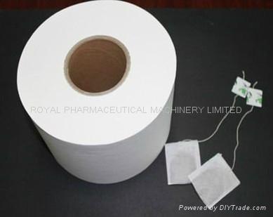 18gsm Heat Seal Tea Bag Filter Paper  1