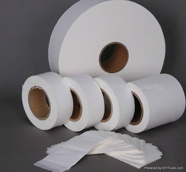 23gsm Heat-Seal Tea Bag Filter Paper 1