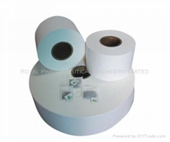 12.5gsm Non heatseal tea bag filter papers