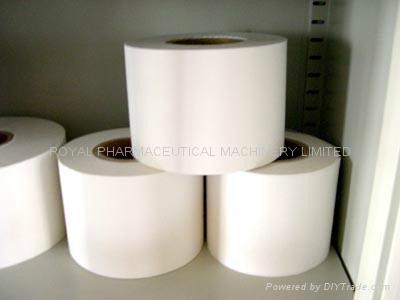 12.5gsm Non-heatseal tea bag filter papers 1