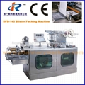 DPB-140 Al-PVC Automatic Blister Packing Machine