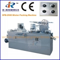 DPB-250 Flat Plate Automatic Blister Packing Machine