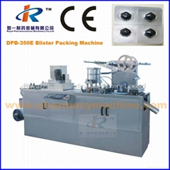 DPB-350 Flat Plate Automatic Blister Packing Machine