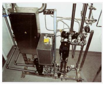 WIP在线清洗站系统 1