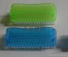 塑料清潔指甲工具刷