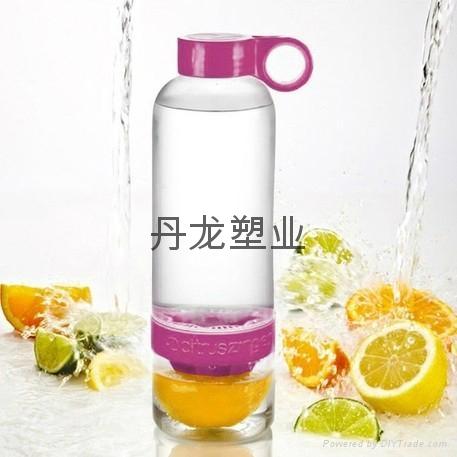 優質塑料檸檬杯  3
