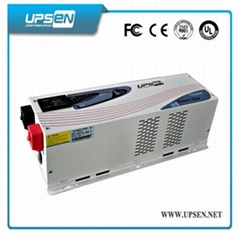 Pure Sine Wave Power DC to AC Inverter Charger with 12V 24V 48Vdc