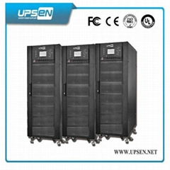 3 Phase Transformerless High Frequency Online UPS 10K - 80Kva with 0.9PF