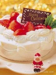 Cake Gels Additives:Distilled Monoglyceride