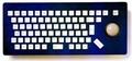 Kiosk keyboard