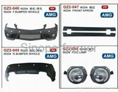 Benz Body Kit