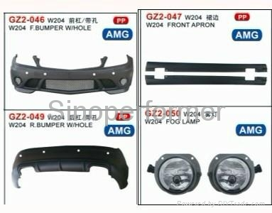 BMW E90 Body Kit 4