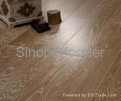 Oak HardWood Engineered Floor