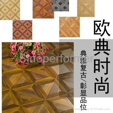 Laminate Parquet Flooring 4