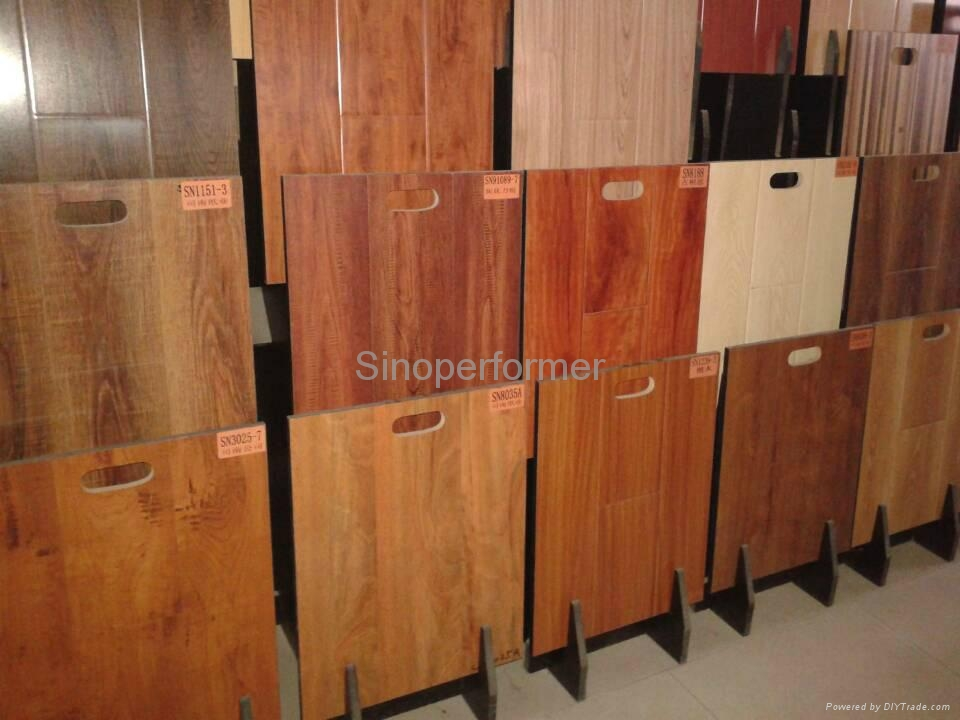 Embossed HDF Laminate Flooring 1