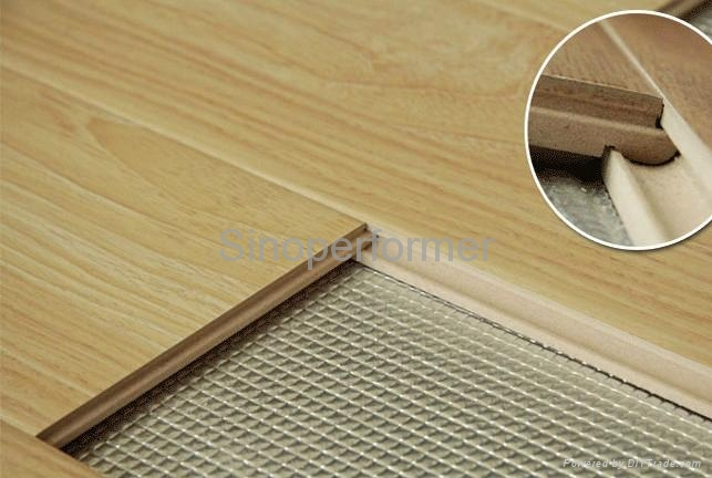 Embossed HDF Laminate Flooring 5