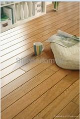 Nature Solid Oak  Hardwood Flooring