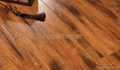 HDF High Glossy  Laminate Flooring 4