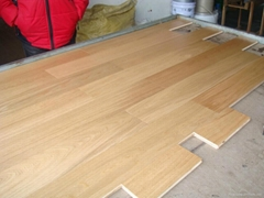 Oak HardWood Engineered Floor