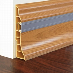 PVC Skirtingboard For Flooring Accessory