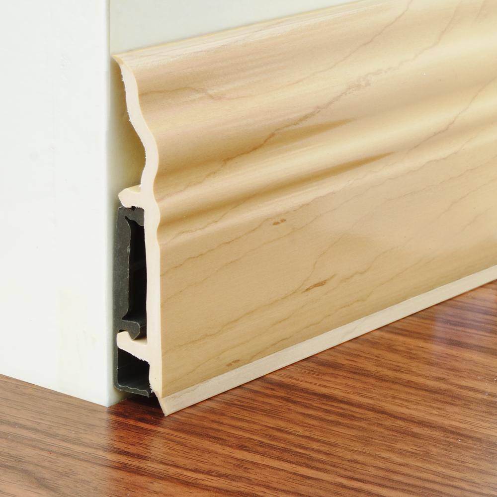 PVC Skirtingboard For Flooring Accessory 3
