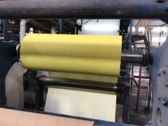 Coated Fiberglass for gypsum board cloth
