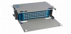 72芯ODF單元體光纖配線架