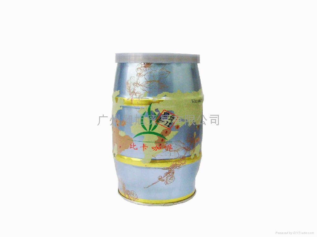 《恒冠咖啡》罐装原产地咖啡豆 1