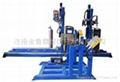 雙工位管法蘭自動焊專機