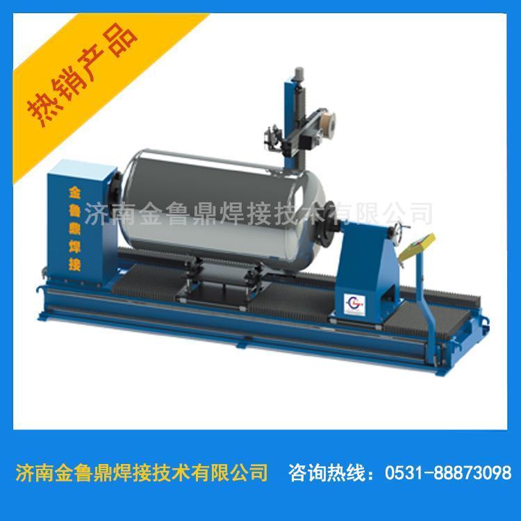 罐體自動焊機壓力容器焊接設備 1