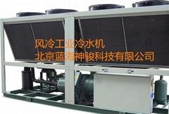 風冷螺杆式工業冷水機