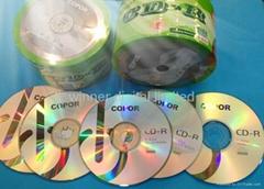 空白光盘光碟