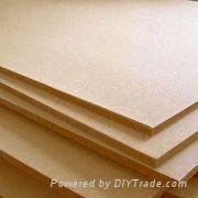 Press paper board
