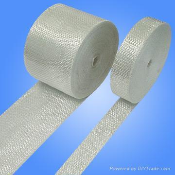 Non-alkal fiberglass binding tape  1