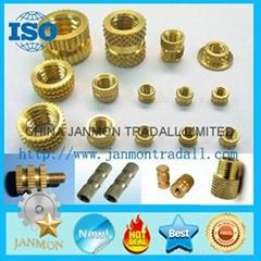 Knurling Parts/CNC Cutting Parts,Brass